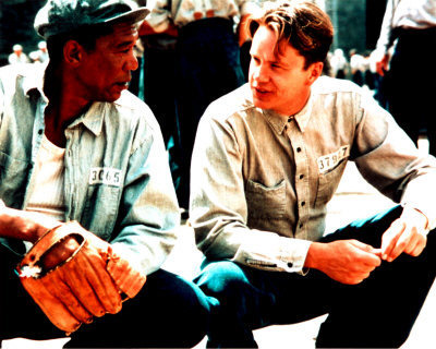 SHAWSHANK REDEMPTION RED
