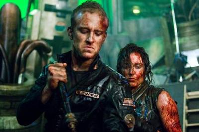 """Pandorum"" Brief Movie Review"