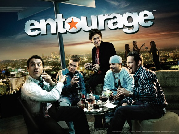 'Entourage':Men::'Sex and the City':Women